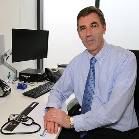 Dr. Jim Fehily Ashdown Medical Centre