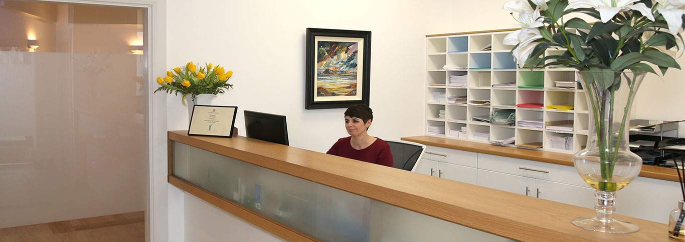 Ashdown Medical Centre Reception